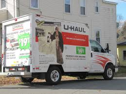 People Are Offended By U-Haul's 'Slave Trucks' - Up From Slavery How To Properly Pack And Load A Moving Truck Movers Ccinnati Homemade Rv Converted From Moving Truck Lovely Cheap Trucks 7th And Pattison Uhaul Stock Photos Images Vans Rental Supplies Car Towing A Mattress Infographic Insider Alamy Faest Way To Load Youtube Uhaul 26ft Renting Inspecting U Haul Video 15 Box Rent Review The Top 10 Rental Options In Toronto