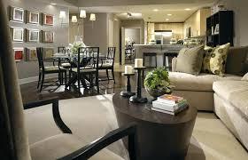 Living Room Dining Design Fresh Medium Size And Decorating Ideas