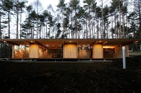 100 House In Forest In The By SUWA