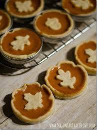 Pumpkin Pie Libbys Recipe by Mini Pumpkin Pies Mason Jar Crafts Love