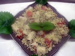 cuisine brochet recette de boulgour aux quenelles de brochet menthe citronnée