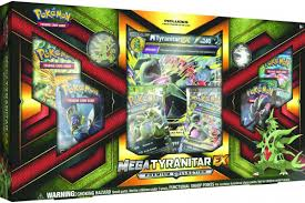 Pokemon Top Decks July 2017 by Pokémon Tcg Mega Tyranitar Ex Premium Preorder Realease July