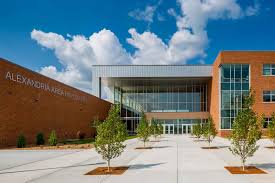 100 Cuningham Group Alexandria High School Featured In Fast Company And ArchDaily Farm