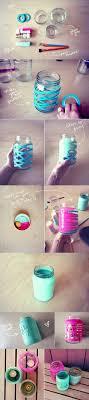 DIY Mason Jar Candles Diy Crafts Craft Ideas Easy Idea Home For The Crafty Decor