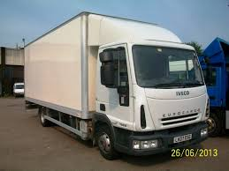 2007 Iveco Eurocargo 75E18 With 20ft GRP Box And Tail-Lift ONLY ...