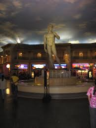 Caesars Palace Front Desk by Untitled Document