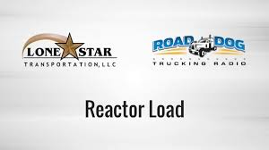 100 Road Dog Trucking Lone Star Transportation Radio Reactor Load