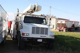100 Boom Truck 1991 International For Sale In Taber AB Universal Auto