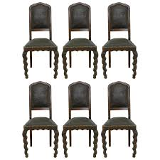 Six Dining Chairs 1910 Art Nouveau Art Deco Rare Find Hollywood ... Antique Vintage Art Nouveau Style Set Of 4 Carved Oak Ding Chairs Of Six French Louis Majorelle Caned Mahogany Unusual Victorian Walnut Wrought Iron Floral Lovely Important By Ernesto Basile For Ducrot 6 517550 Ding Chairs Art Nouveau Chair Set Sold Eight Period Tallback Stunning Inlaid High Back 2 Vinterior Fniture Antique Cupboards Tables
