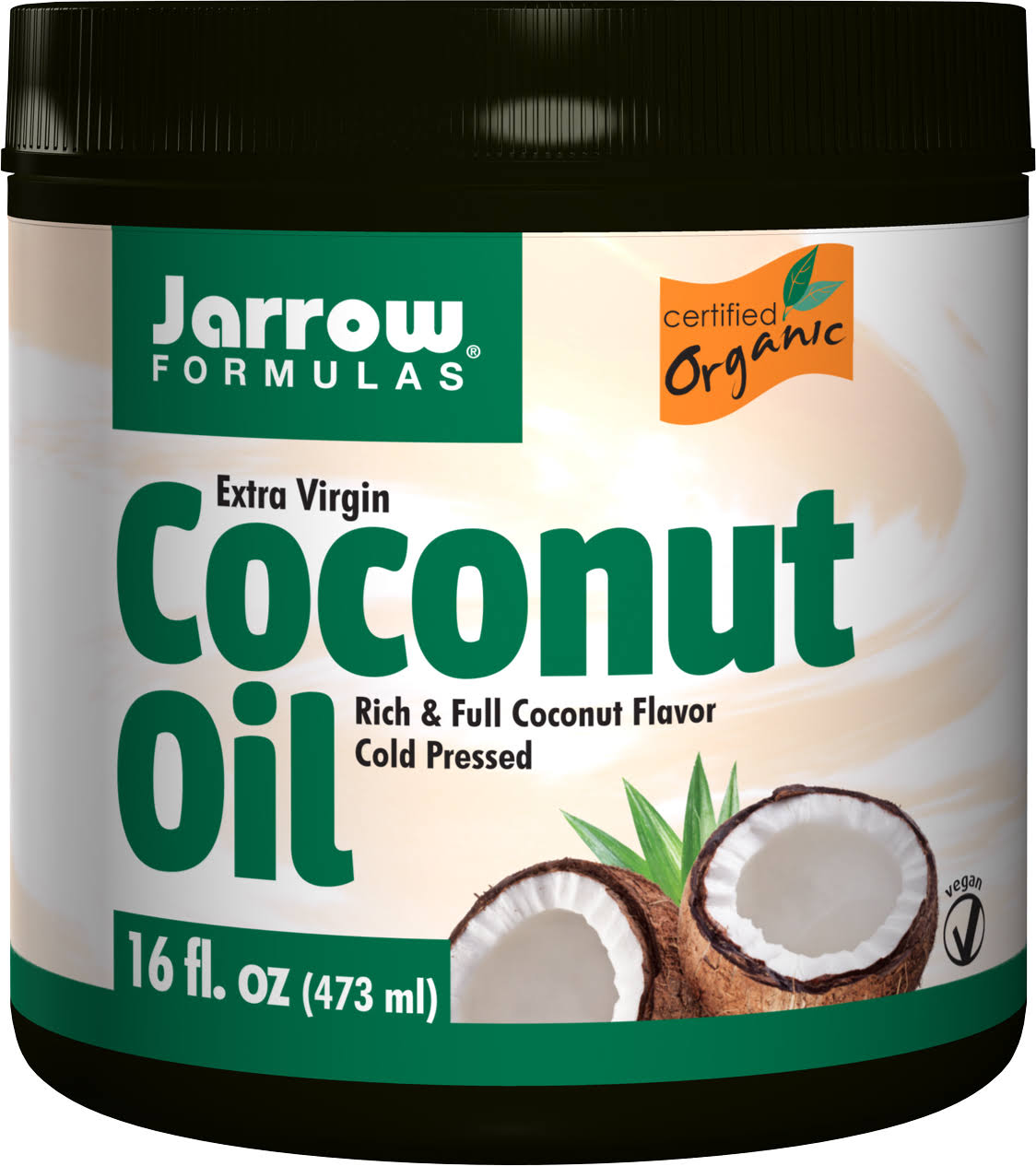 Jarrow Formulas Extra Virgin Coconut Oil - 473ml