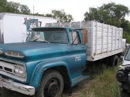 1960 CHEVROLET C60 Stock 6530 Details