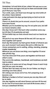 Letter to future husband letters Pinterest