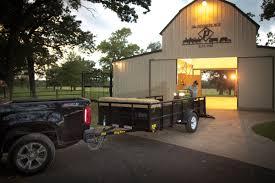 100 Vanguard Truck Racks 30SV35SV Single Axle Trailer Trailers Burgoon Company