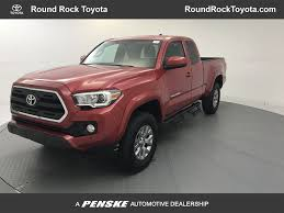 Certified Pre-Owned 2016 Toyota Tacoma SR5 Truck In Round Rock ... Preowned 2014 Toyota Tacoma Sr5 Extended Cab Pickup T21144a Trucks For Sale Nationwide Autotrader New 2018 Trd Sport Double In Escondido Is A Truck Well Done Car Design News Pro Rare Cars Miramichi 2019 4wd Crew Gloucester 2016 Off Road Hiram For Garden City Ks 3tmcz5an0km198606 Tuscumbia Truck Of The Year Walkaround Sale Houston Tx Mike Calvert 2017 San Antonio