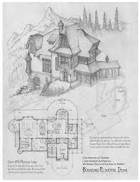 100 Million Dollar House Floor Plans Sketch Concept For A New Design 170 Mountain Chalet