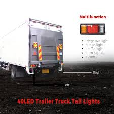 Amazon.com: HQAP 40 LED Trailer Truck Tail Lights Bar High ... 18m3 Box Bodied Taillift Fniture Truck Manual Drive On A Car 2x Lightfox Led Tail Stop Indicator Combination Lamp Submersible I Hear Adding Corvette Tail Lights To Your Trucks Bumper Adds 75hp 48x96 Beaver Trailer Steel Floor Ramps Tandem Axle For Sale Bolaxin Waterproof 60 Red White Tailgate Strip Light Bar Smoked Outtinted Ford F150 Forum Community Of Lens After Market Oled Lights Gmc Sierra 0713 Recon Vw Crafter Cr35 109 20 Tdi Alloy Dropside Fitted With 500kg 3 Tonne Box Body Cubic Metres Hydraulic Lift Auckland 2016gmccanyontaillight The Fast Lane How Operate A Stinger Roll Off Youtube Clear 41997 Powerstroke 73l Cpclrtail