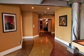 Basement Floor Paint Color Ideas