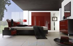 Large Size Of Bedroomattractive Grey And Black Bedroom Home Interior Ideas View