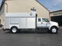 2008 FORD F650 SERVICE - UTILITY TRUCK FOR SALE #586745