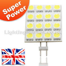 g4 high power whooping 16 smd led 200 lumens bulb warm cool white