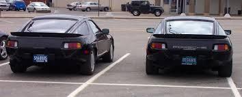 Recent ideas for 928 Vanity Plates Rennlist Porsche Discussion