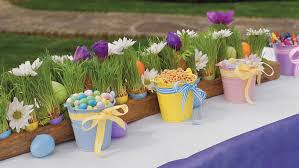 Kid Friendly Easter Table