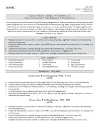 Engineering Resume Sample Engineer Page 1 Mechanical Examples Pdf