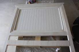 Ana White Rustic Headboard by Ana White Beadboard Fillman Platform Bed Our First Project