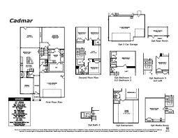 Beazer Homes Floor Plans 2007 by Old Beazer Floor Plans Onvacations Wallpaper