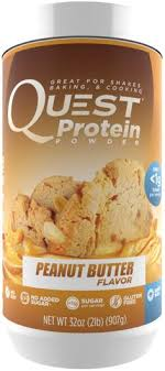 Quest Nutrition Protein Powder Peanut Butter 23g Soy Free 2lb Tub