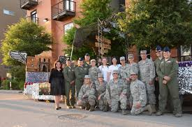 Parade Float Decorations In San Antonio by Military City U S A Cheers Alamo Wing U0027s Flambeau Float U003e 433rd