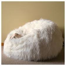 Similar To The Cloudsac We Want Large Lush Soft Shaggy Fur Bean Bag Cloud Chair Beanbag For Lounge Rumpus Home