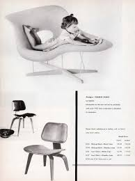 The First Appearance Of The #Eames LA CHAISE In Furniture Forum ... Charles And Ray Eames Chair Vitra Plastic Armchair Daw With Full Upholstery Side Dsw By 1950 Style Dowel And Chairs 115 For Sale At 1stdibs Lounge Ottoman Herman Miller Eiffel Inspired Ding Retro Design Dsr Viaduct