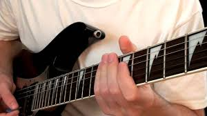 how to play on the floor on guitar with tab youtube