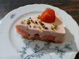 erdbeer frischkäse torte ohne backen rezept tutorial hd