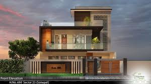 100 Home Architecture Designs 3D Sikka Colony Sonipat City Architects In Panipat