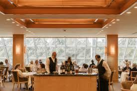 The Dining Room At Met A Restaurant Hidden In Museum