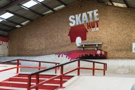 100 Truck Stop Skatepark UK Indoor S Skatehut