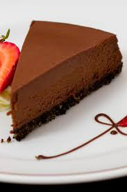 no bake by chocolate mousse pie
