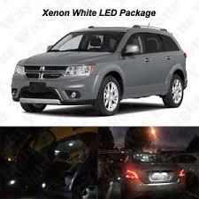 7 x white led interior bulbs license plate lights for 2009 2016