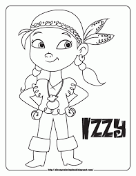 Pirate Ship Pumpkin Stencil by Coloring Page Jake Of The Pirate Coloring Home