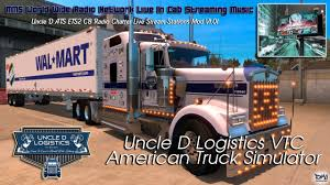 Uncle D Logistics 2017 ATS Promo - YouTube