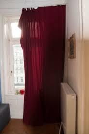 2 schwere gardinen vorhänge perfekt für altbau