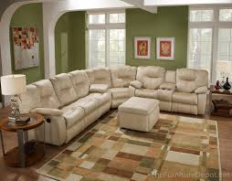 Southern Motion Reclining Furniture by Avalon Sectional By Southern Motion Furniture Depot Red Bluff