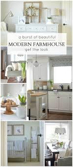 Farmhouse Style Kitchen Curtains For Modern Design