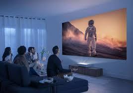 die richtige leinwand für einen laser tv heimkino partner de