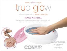 amazon com true glow by conair thermal paraffin bath conair