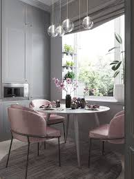 💗 #3 Elegant Pink W/gray 💗 | Mo's Kitchen In 2019 | Home Decor ... Pink Ding Chairs Modern Room Living Room Fniture Inspiration Ikea Awesome Velvet Chair Ottoman Blush Retro Diamond Back Brushed Kitchen Ipirations Design And Decorating For This Years Tov Fniture Rocco Tovd6187 Bright With White Plastic And Relax Space Stock Delta Children Princess Crown Kids Table Set With Storage How I Found My Dream New House Chairs Wooden Grey Bookshelf Tulips In