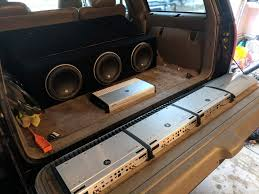 Need Help! I Inherited A Sound Truck And I Have No Use For It This ... Basics Of Car Audio Speakers And Subwoofers 6 Steps With Pictures Sat Nav Apple Carplay Android Auto Dab Radio Dodge Truck Stereo Systems Offgrid Party Sound 20 1131b 12v Fm Bluetooth V20 Usb Sd Mp3 Player Aux Obs Etended Cab Sound System Ford Powerstroke Diesel Forum 2002 Gmc Yukon Denali Dirty South Photo Image Gallery Scorpion Truck 2 Shaking Down Sando Carnival 2016 How To Install A Full System Upgrade Your Or Jl Performance 2008 Chevy Tahoe Truckin 2017 Ram Alpine Test Youtube Jah Vibes Soundsystem Kln Deutschland Reggae