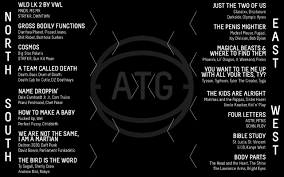 Chvrches We Sink Mp3 by Atg Presents Communion Dc All Things Go
